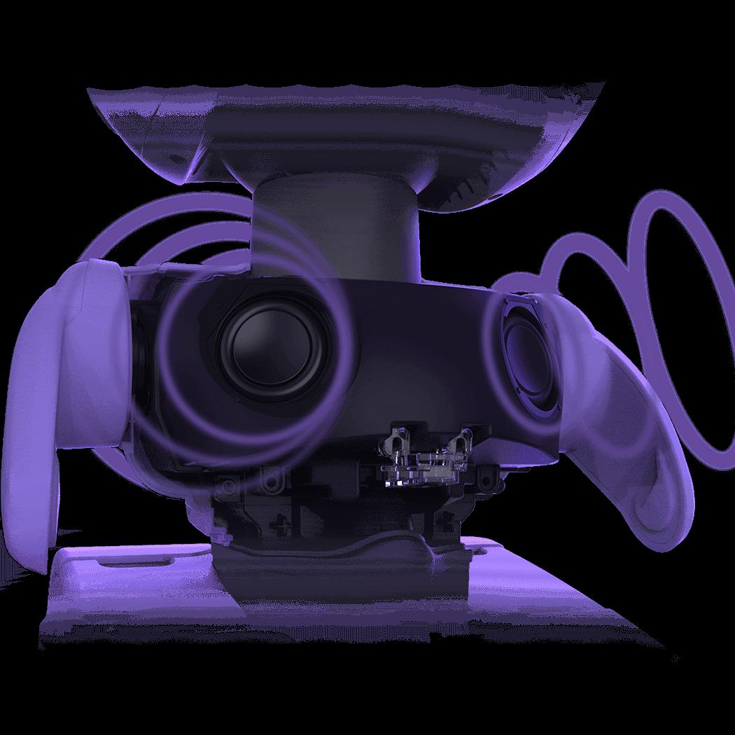 Grabación y reproducción de audios y vídeos en tiempo real